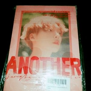 Kpop Jeong Sewoon - [Another] 2nd Mini Album